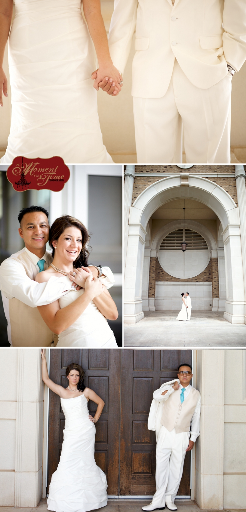 Lubbock wedding photographer Jennifer Nieland of A Moment in Time Photography took wedding pictures of Buck Trevino, or Bucky Trevino, and Meredith Simmons, now Meredith Trevino wedding photos at the Frazier Pavilion at Texas Tech. Frazier Pavilion wedding photos are below.