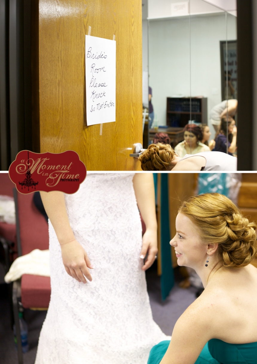 Abilene, Texas brides chose Abilene wedding photographer Jennifer Nieland of A Moment in Time Photography to take their vintage rustic wedding photos. Their wedding was at the MCM Elegante hotel in Abilene, Texas, with the ceremony at Zion Lutheran Church.