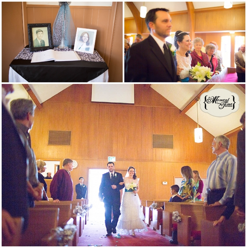 Rita Portlock who is now Rita Davidson and John Davidson chose West Texas wedding photographer Jennifer Nieland of A Moment in Time Photography Texas to shoot their second marriage wedding at St. James United Methodist Church in Abilene, Texas. Other vendors include Misty