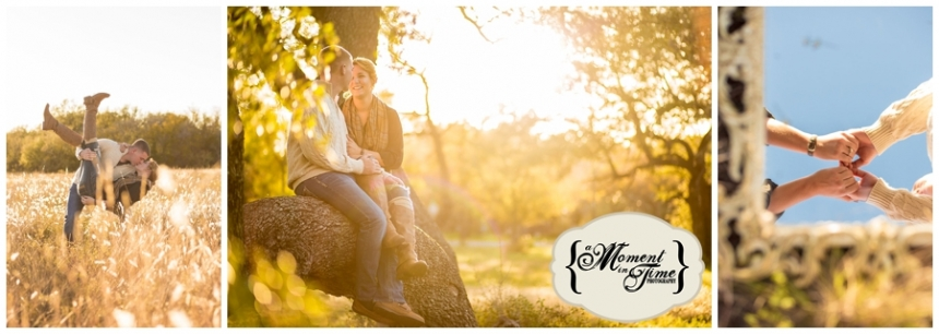 Casey Madigan and Stephanie Vretis, now Stephanie Madigan chose west Texas wedding photographer Jennifer Nieland of A Moment in Time Photography to shoot their vintage country rustic engagement session. Stephanie and Casey love horses, horses in a wedding, riding a horse down the aisle, and drove to Buffalo Gap, Texas, a suburb of Abilene, Texas to do the shoot. They live near San Angelo engagement or San Angelo wedding photographer area.