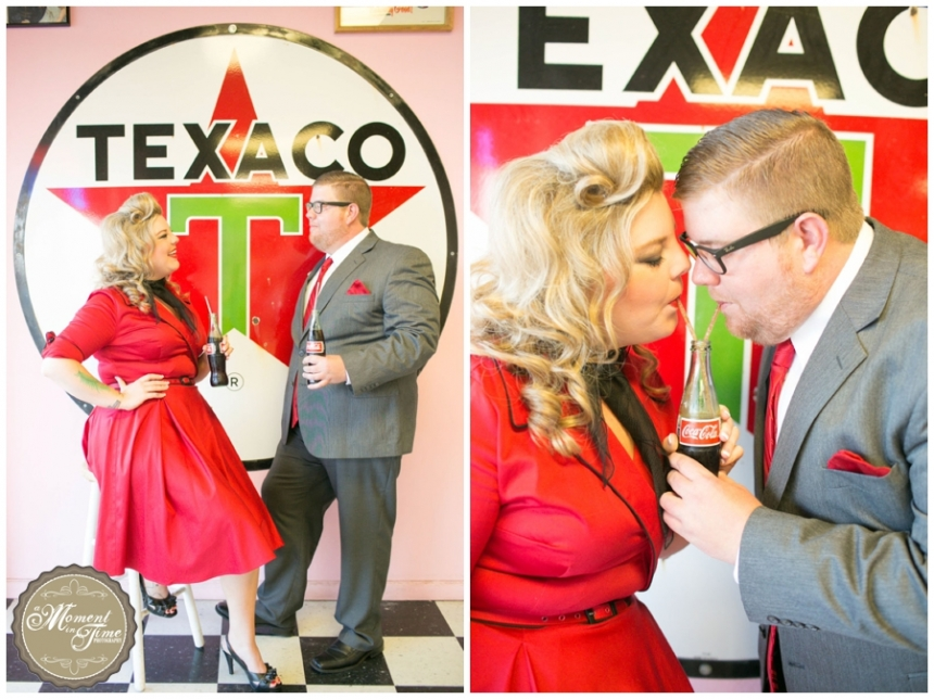 This engagement photo shoot was taken in Lubbock, Texas and it was a 50