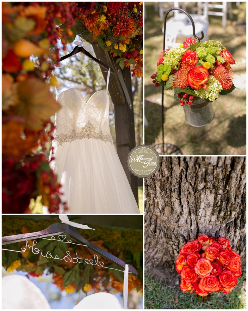 Hailey Steele, used to be Hailey Jones married Wes Steele at The Grove at Denton Valley in Abilene Texas. Jennifer Nieland of A Moment in Time Photography decorated, planned, and executed the entire event. Abilene event planning Jennifer Nieland, wedding photographer Jennifer Nieland, wedding planning Jennifer Nieland of A Moment in Time Planning helped Hailey plan the wedding of her dreams using a fall, rustic style. Fall wedding, pumpkins at wedding, fall colors wedding, navy wedding.